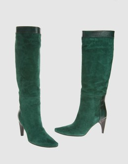 Costume national - Unknown - Boots Costume national on YOOX :  shopping apparel 3 inch heel designer