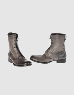 Moma Combat Boots at Yoox.com