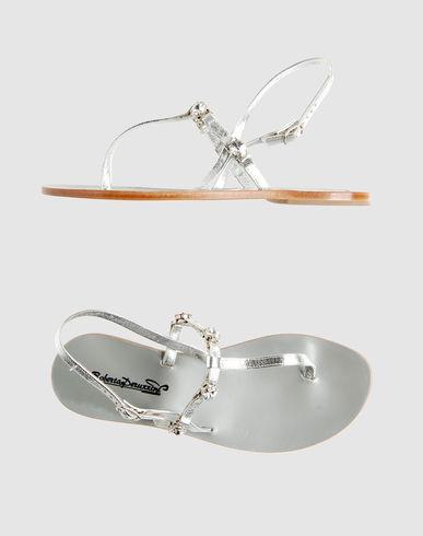 ROBERTA PERUZZINI Women - Footwear - Flip flops ROBERTA PERUZZINI on YOOX