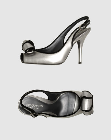 SERGIO ROSSI Women - Footwear - High-heeled sandals SERGIO ROSSI on YOOX :  highheeled sandals shoes sergio rossi
