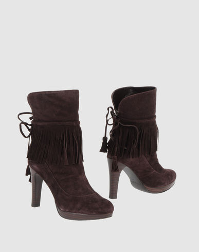 LOLA CRUZ Women - Footwear - Ankle boots LOLA CRUZ on YOOX