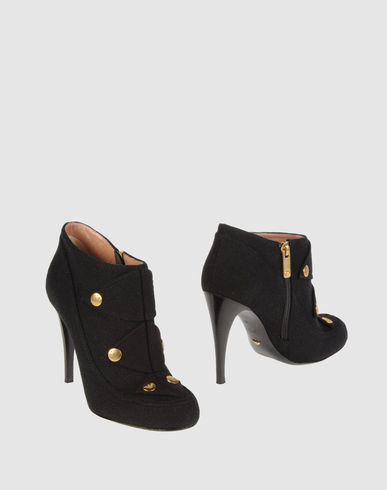 EMPORIO ARMANI - Shoe boots :  booties emporio armani ankle boots womens shoes ankle boots