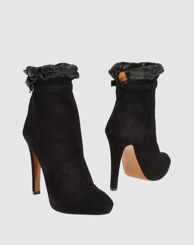 GIVENCHY Women - Footwear - Ankle boots GIVENCHY on YOOX United States from yoox.com