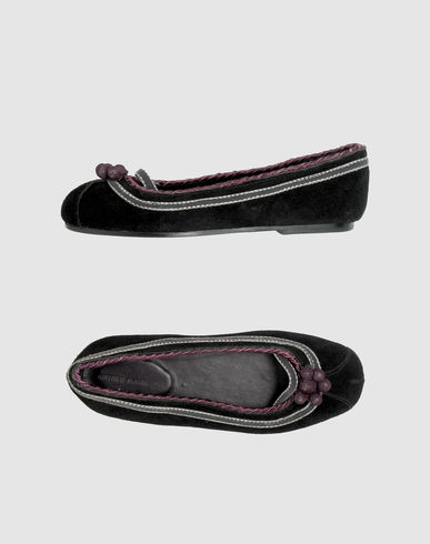 ANTIK BATIK Girls - Footwear - Ballet flats ANTIK BATIK on YOOX :  shopping bags girls skirts