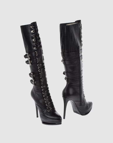 LE SILLA Women - Footwear - High-heeled boots LE SILLA on YOOX United States :  shopping women bags skirts