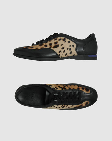 FARRUTX - Leopard Print Sneakers