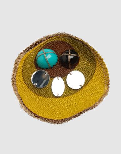 MIU MIU Women - Jewelry - Brooches MIU MIU on YOOX